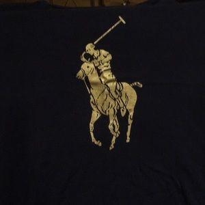 Ralph Laureen Golf collector's t shirt